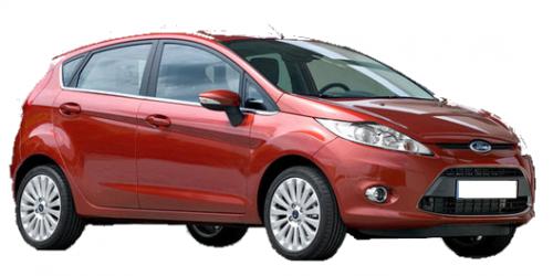 Ford Fiesta met goede Performance Support
